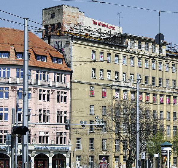 Goldgr berstimmung in leipzig allgemeine hotel und for Designhotel leipzig