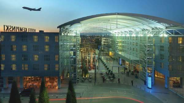 Hilton Hotel Munchen Airport Jobs