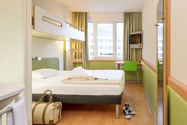 Ibis Budget Dusche Im Zimmer : Ibis-Budget-Hotel entsteht in Ludwigsburg – Allgemeine Hotel- und