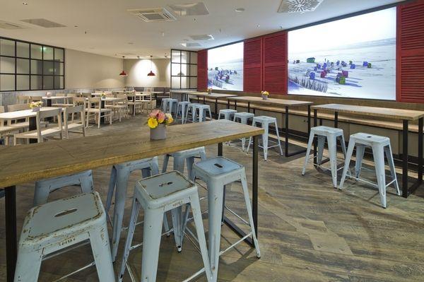 neue nordsee filiale in hamburg allgemeine hotel und gastronomie zeitung ahgz. Black Bedroom Furniture Sets. Home Design Ideas