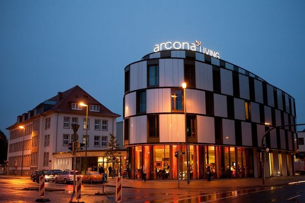 arcona living osnabr ck ist gestartet allgemeine hotel. Black Bedroom Furniture Sets. Home Design Ideas