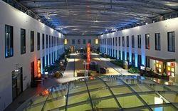 Neu bei Accorhotels: Das Mercure Moa Berlin, hier das Atrium