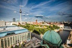 Neue Perspektive: Am Wochenende übernachten viele Berliner in Hotels der eigenen Stadt