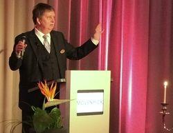 Gute Zahlen: Mövenpick-General Manager Jürgen Köhler präsentierte die Zahlen des Vorjahres und warf einen Blick in die Zukunft