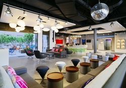 Auf Wachstumskurs: Die Starwood-Marke Aloft, hier das Haus in München