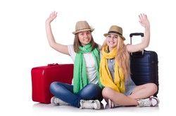 Viele Menschen sind unterwegs: Die Zahl der international Reisenden erreichte 2015 einen neuen Höchststand