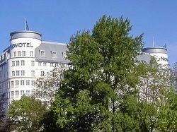 Muss schließen: Das Novotel Leipzig City