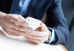 Ständiger Begleiter: Das Smartphone