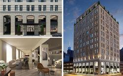 Mitten in Soho: Das neue Designhotel von Immobilienmogul Aby Rosen
