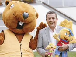 """Volker Küchler: """"Kleine Gäste sind so wunderbar ehrlich, glückliche Familien so dankbar."""""""