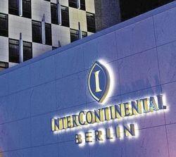 Branchentreffpunkt: Im Interconti Berlin finden heute und morgen Hotelkongress, Hotelexpo und Hotelier-des-Jahres-Gala statt
