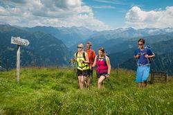 Beliebt: Das Großarltal zieht im Sommer und im Winter die meisten Touristen an