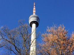 Gastronomie im Turmkorb: Fabian Baur hat das Panorama Café eröffnet