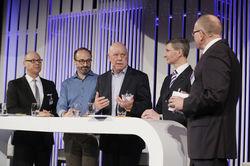 Mitarbeiter im Fokus: Diskussionsrunde beim Deutschen Hotelkongress