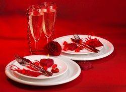 Romantisches Menü: Damit könnten Restaurants zum Valentinstag punkten