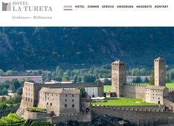 Neu in Giubiasco: Das Boutique Hotel La Tureta
