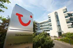 Tui-Zentrale in Hannover: Optimismus überwiegt