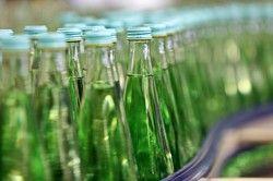 Mineralwasser: Im Jahr 2015 stark gefragt