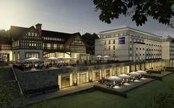 Eröffnet schon bald: das neue Dorint Hotel in Frankfurt/Oberursel