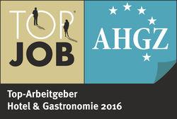 Top Job 2016: Das Siegel gab es für drei Unternehmen aus dem Gastgewerbe