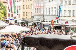 Foodtrucks on Tour: Während der Intergastra sind 25 Trucks aus ganz Deutschland zu Gast