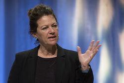 Eindrucksvoller Vortrag: Hanni Rützler, renommierte Food-Trendexperten