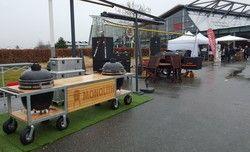 Grillen und mehr: Die Intergastra bietet dieses Mal erstmals einen Outdoor-Ausstellungsbereich