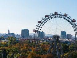 Beliebte Destination: Wien mit dem Prater