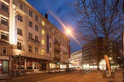 Gehört jetzt zur Centro Hotel Group: Das Best Western Hotel Bremen-City