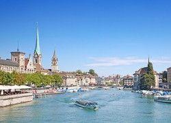 Gute Zahlen: Zürich zählt mehr Übernachtungen