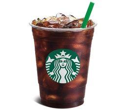 Neues Produkt: Der Cold-Brew-Kaffee von Starbucks