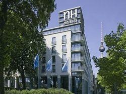 Auf Gewinnkurs: Die NH Hotel Group, hier das NH Berlin Alexanderplatz, hat das Ruder herumgerissen