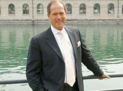 Rehabilitiert: Reto Wittwer, ehemaliger President & CEO von Kempinski