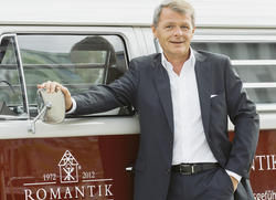 Will Maßstäbe neu definieren: Romantik-Vorstand Thomas Edelkamp