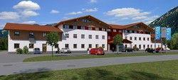 Neu in Piding: Das Styles Hotel soll Ende des Jahres starten