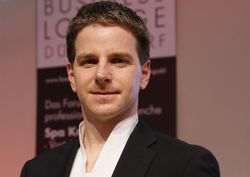 Spa Manager des Jahres 2016: Johannes Mikenda von Schloss Elmau