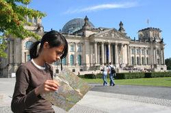 Beliebtes Deutschland:Touristen aus dem In- und Ausland sorgen für steigende Übernachtungszahlen