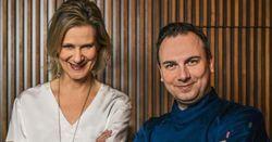 Gemeinsames Konzept: Wybcke Meier und Tim Raue