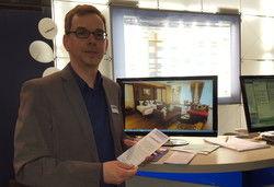 Erwartet Airbnb-Schnittstelle: Michael Haimb, Partner Relationship Manager bei Cultuzz