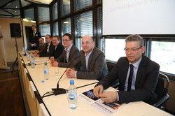 Diskutierten: Experten wie Zeèv Rosenberg, David Etmenan, Thomas Lengfelder, Peter Hense, Roman Bach und Robert Wissmath
