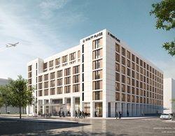 So soll's aussehen: Die Visualisierung des künftigen Hyatt Place in Gateway Gardens