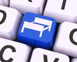 Zimmer online buchen: Oft gibt es auf der hoteleigenen Website die besten Konditionen
