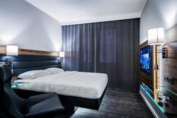 Neutral und individuell: die Zimmer sollen eine neue Generation Reisender ansprechen