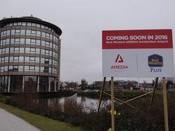 Neues Hotel mit Doppel-Brand: Das Best Western Plus Amedia Amsterdam Airport