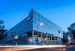 20 Jahre alt: Das Dorint Kongresshotel in Mannheim