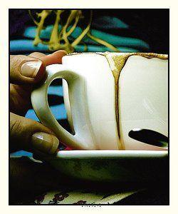 Belebt den Geist: <em>Kaffee – zumindest behauptet dies der Autor <tbs Name=