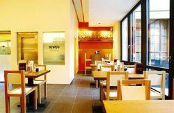 Schlicht und funktional:<em> Die andere Form des Hotelrestaurants <tbs Name=