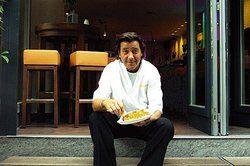 Fan der würzigen Wurst: <em>Edel-Restaurant Betreiber Elmar Simon</em>