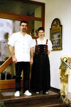 Die dritte Generation: <em>Priska und Rudi Wanner <tbs Name=