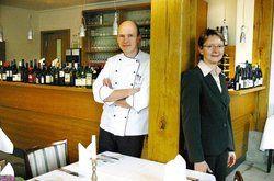 Konsequente Linie: <em>Der gehobenen Gastronomie haben die Raabes nun auch ihr Hotelniveau angepasst <tbs Name=